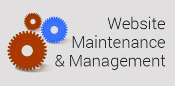 website maintenance management